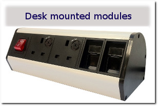 G4 MPS - Desk Mounted Modules